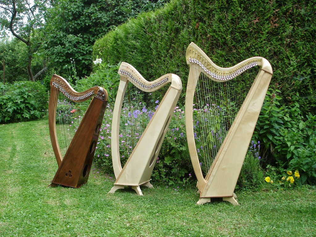 Harpes celtiques