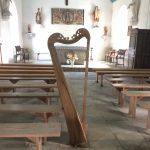 Harpes angéliques
