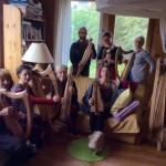 Stages de harpes anciennes
