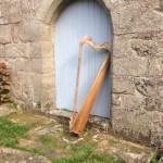 Harpe baroque